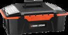 BLACK & DECKER MTSTB1 - Multievo™ Aufbewahrungsbox - Schwarz