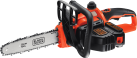 BLACK & DECKER GKC1825L20 - Tronçonneuse - 18 volt - orange/noir
