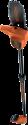 BLACK & DECKER GPC1820L20 - Akku-Hochentaster - 18 Volt - Orange/Schwarz