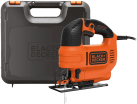 BLACK & DECKER KS701PEK - Pendelhubstichsäge - 520 Watt - Orange/Schwarz