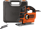 BLACK & DECKER KS901SEK - Scie sauteuse - 620 watts - orange/noir