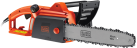 BLACK & DECKER CS1835 - Kettensäge - 1800 Watt - Orange/Schwarz
