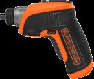 BLACK & DECKER CS3652LC - Svitavvita - 3.6 V - Nero/Arancione