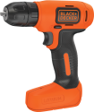 BLACK & DECKER BDCD8 - Visseuse - 7.2 volt - orange/noir
