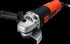 BLACK & DECKER KG912K - Winkelschleifer - 900 Watt - Orange/Schwarz