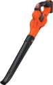 BLACK & DECKER GWC1820PC - Souffleur - 18 volt - noir/orange