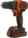 BLACK & DECKER BDCDD186K - perceuse sans fil - 18 volts - orange/noir
