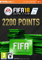 Electronic Arts - 2200 FIFA 18 Points-Set, PC