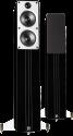 Q ACOUSTICS Concept 40 - Standlautsprecherpaar - 25-150 W - Schwarz