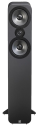 Q ACOUSTICS 3050 - 1 x Lautsprecher - Max. 100 W - Graphit