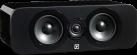 Q ACOUSTICS 3090C - Center-Lautsprecher - Max. 100 W - Hochglanz schwarz