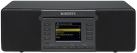 Roberts Stream 65i - Internetradio - Bluetooth - Schwarz