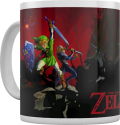 PYRAMID INTERNATIONAL Thermo Tasse - The Legend of Zelda - 315 ml  - Weiss
