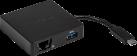 Targus DisplayPort™ - Docking Station Viaggi - USB-C - Nero