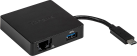 Targus DisplayPort™ - Reisedockingstation - USB-C - Schwarz