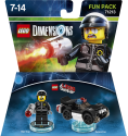 LEGO Dimensions Fun Pack LEGO Movie Bad Cop