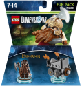 LEGO Dimensions Fun Pack LEGO Lord of the Rings Gimli