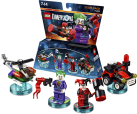 LEGO Dimensions Team Pack DC Comics Joker & Harley