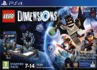 LEGO Dimensions Starter Pack, PS4 [Italienische Version]