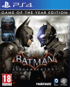 Batman: Arkham Knight - Game of the Year Edition, PS4, multilingual