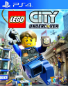 LEGO City Undercover, PS4, Tedesco/Francese