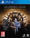 Middle-Earth: Shadow of War - Gold Edition, PS4, deutsch/französisch