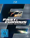 Fast & Furious 1-7, Blu-ray Disc [Italienische Version]