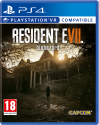 Resident Evil 7, PS4, multilingual