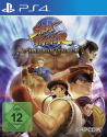 Street Fighter 30th Anniversary Collection, PS4, Multilingual