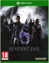 Resident Evil 6, Xbox One, multilingual