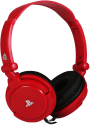 4gamers PRO4-10 - Stereo Gaming Headset - 30 mW - Rot