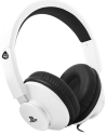 4gamers PRO4-60 - Stereo Gaming Headset - Kompatibel mit PS4 - Weiss