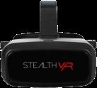 STEALTH VR100LB - Casque VR - Pour iPhone/Android - Noir
