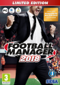 Football Manager 2018 Limited Edition, PC [Versione inglese]