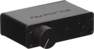 Optoma NUFORCE uDAC3 - Kopfhörer-Verstärker - 20Hz - 20kHz - Schwarz