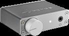 Optoma NUFORCE uDAC3 - Amplifié augmenteront - 20Hz - 20kHz - Argent