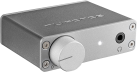 Optoma NUFORCE uDAC3 - Amplificatore per cuffie - 20Hz - 20kHz - Argento