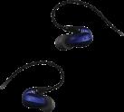 Optoma NUFORCE HEM4 - In-Ear Kopfhörer - High-Resolution - Blau
