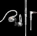 Optoma NuForce HEM Dynamic - Ecouteurs intra auriculaires haute résolution - Avec télécommande intégrés - Blanc