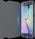 tech21 Evo Wallet, pour Samsung GALAXY S6 Edge, noir