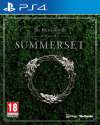 The Elder Scrolls Online: Summerset, PS4 [Versione francese]