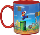SFJ DISTRIBUTION Super Mario - 300 ml - Rot/Blau