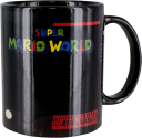 SFJ DISTRIBUTION Super Mario World - 300 ml - Schwarz