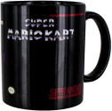 Paladone Super Mario Kart Thermoeffekt-Becher - 300 ml - Schwarz