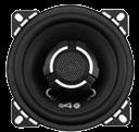VIBE Slick 4 - 2-Wege Koaxial Lautsprecher - 50 Watt RMS - 150 Watt max.