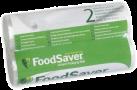 FoodSaver Vakuumversiegelungsrollen, 2er Pack, 20 cm x 6.7 m