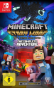 Minecraft Story Mode - Das komplette Abenteuer, Switch [Version allemande]