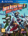Earth Defense Force 2: Invaders from Planet Space, PSVita