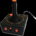 Atari Retro Plug & Play TV - Joystick - Inkl. 50 Games - Schwarz