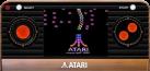 Atari 2600 Retro - Console portatile - Inkl. 50 giochi - Nero/Marrone